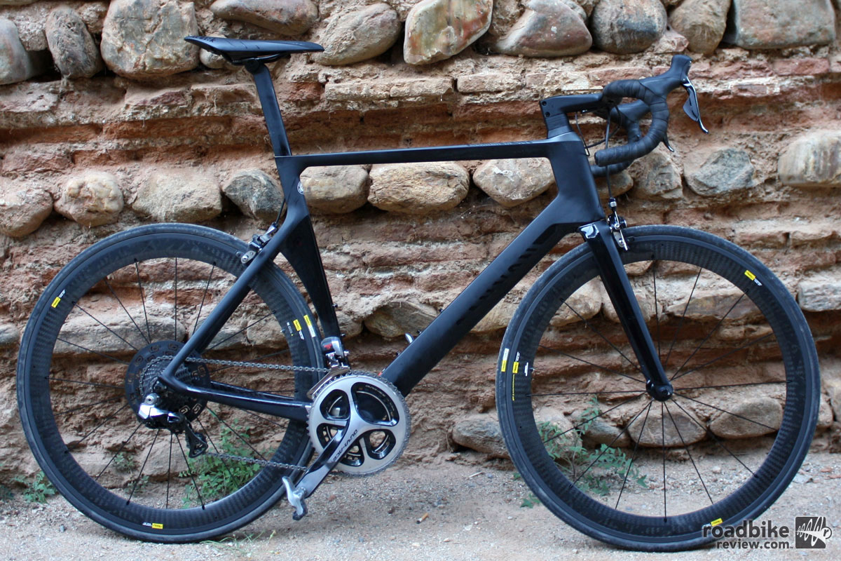 While it's a pain to purchase for American customers, Canyon's Aeroad CF SLX 9.0 SL is a steal at just $6,700 for full Dura Ace Di2.