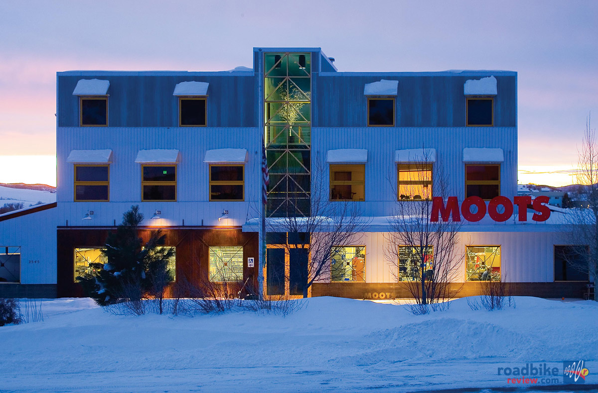 Moots HQ in Steamboat Springs, Colorado
