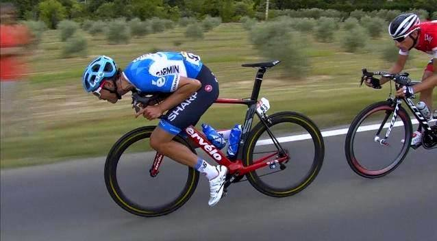 Video What S The Fastest Downhill Tuck Position Road Bike News
