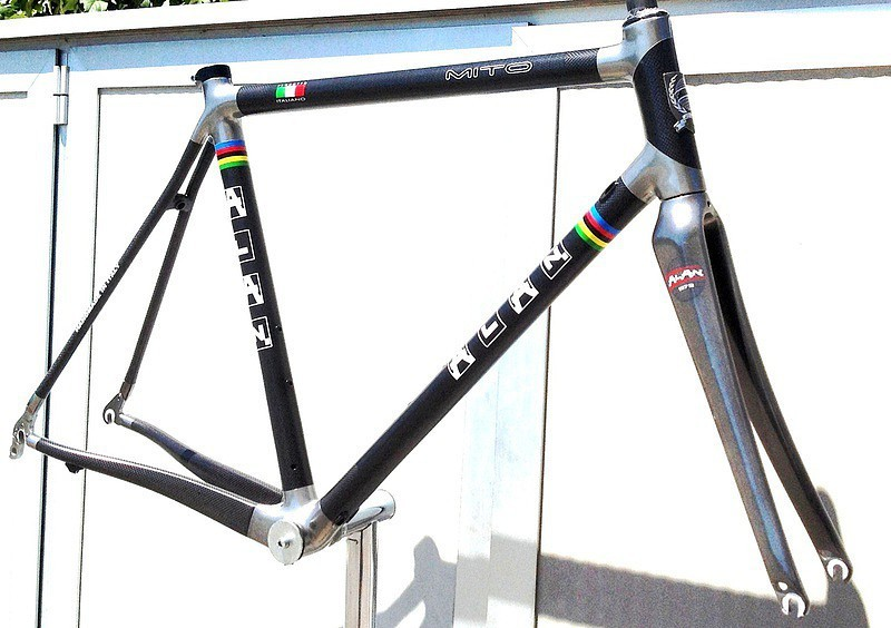 Lugged carbon frames?