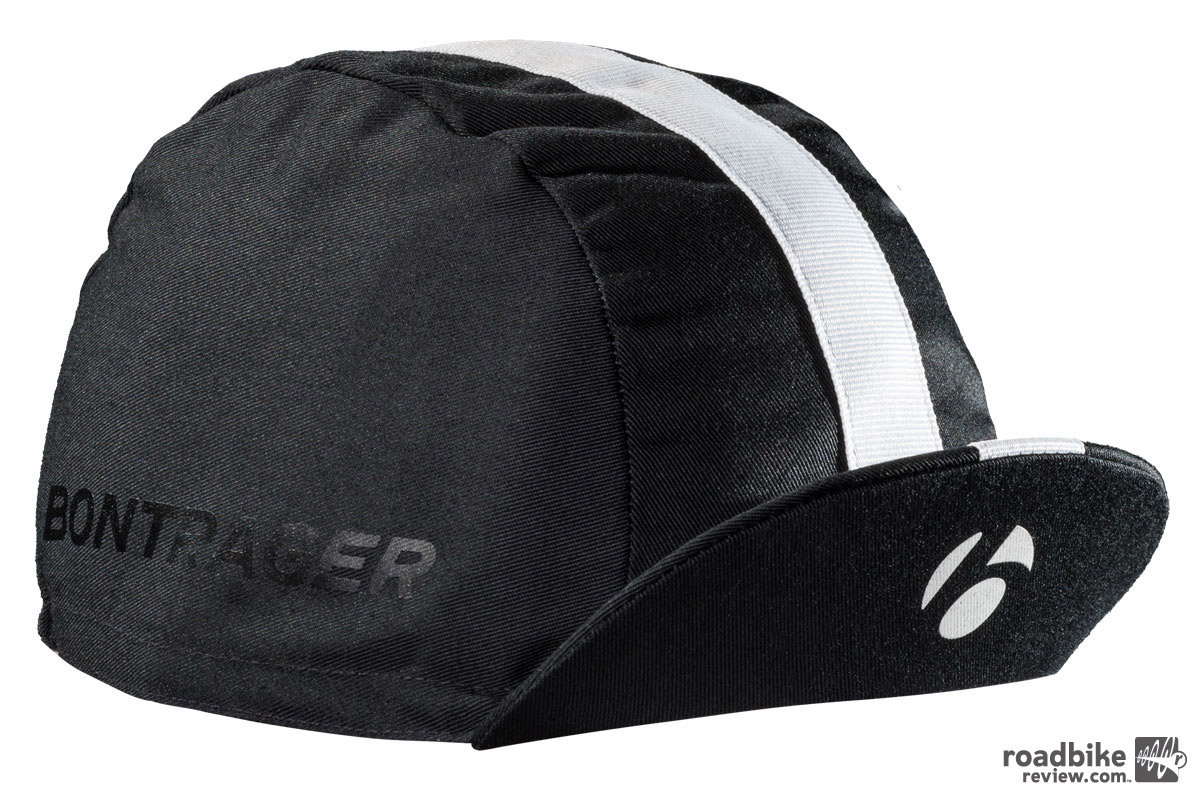 Matching cotton cycling hats can be added to the outfit for $20.
