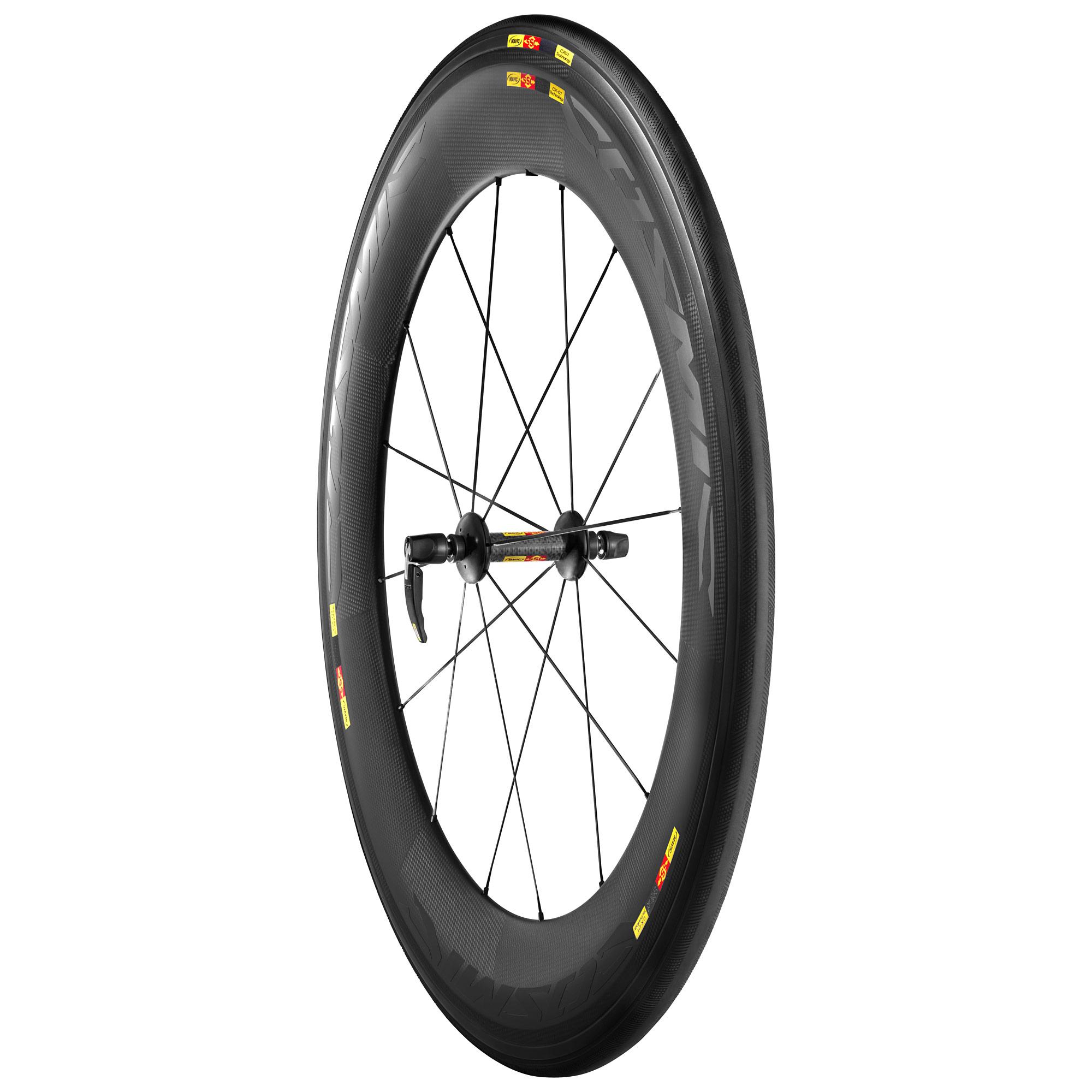 Cosmic CXR 80 Front Wheel