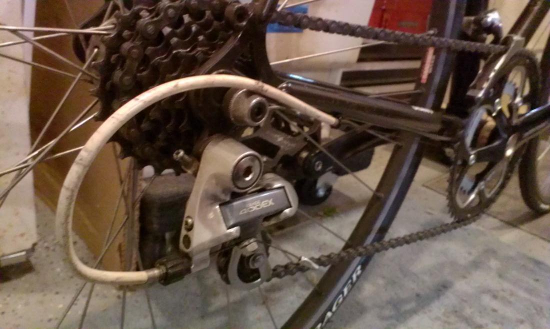 1993 Giant Kronos Bike Check