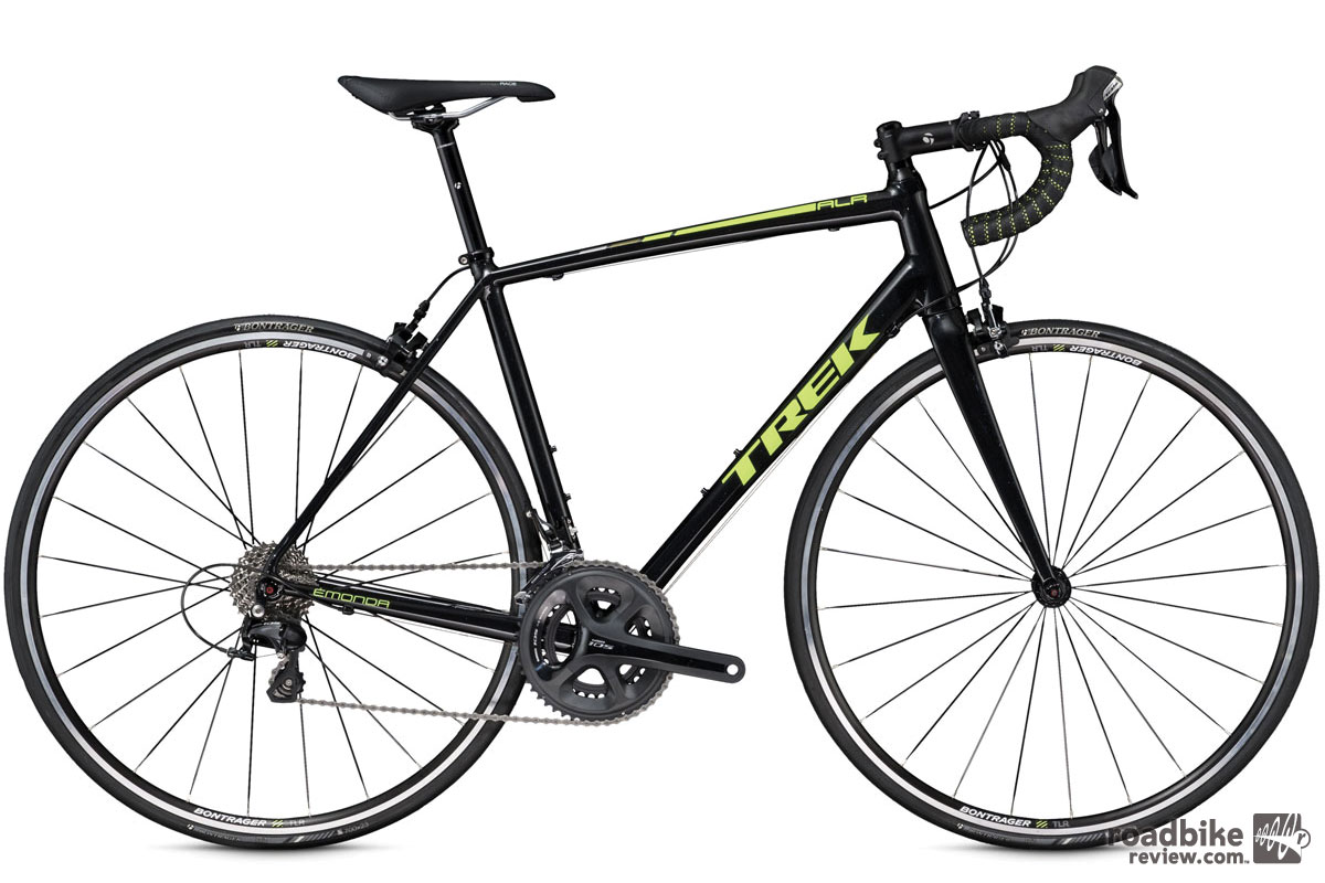 The ALR 5 is spec'd with Shimano 105 and will run $1760.