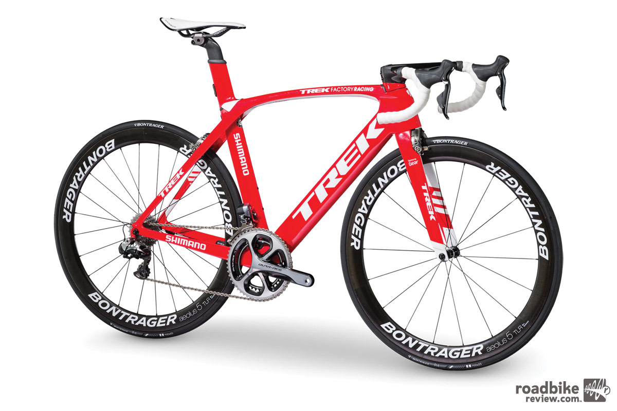 97ec3b98854 ... 2015 Road Bike · The top end Madone 9-Series Race Shop Limited  ($13,650) comes with H1