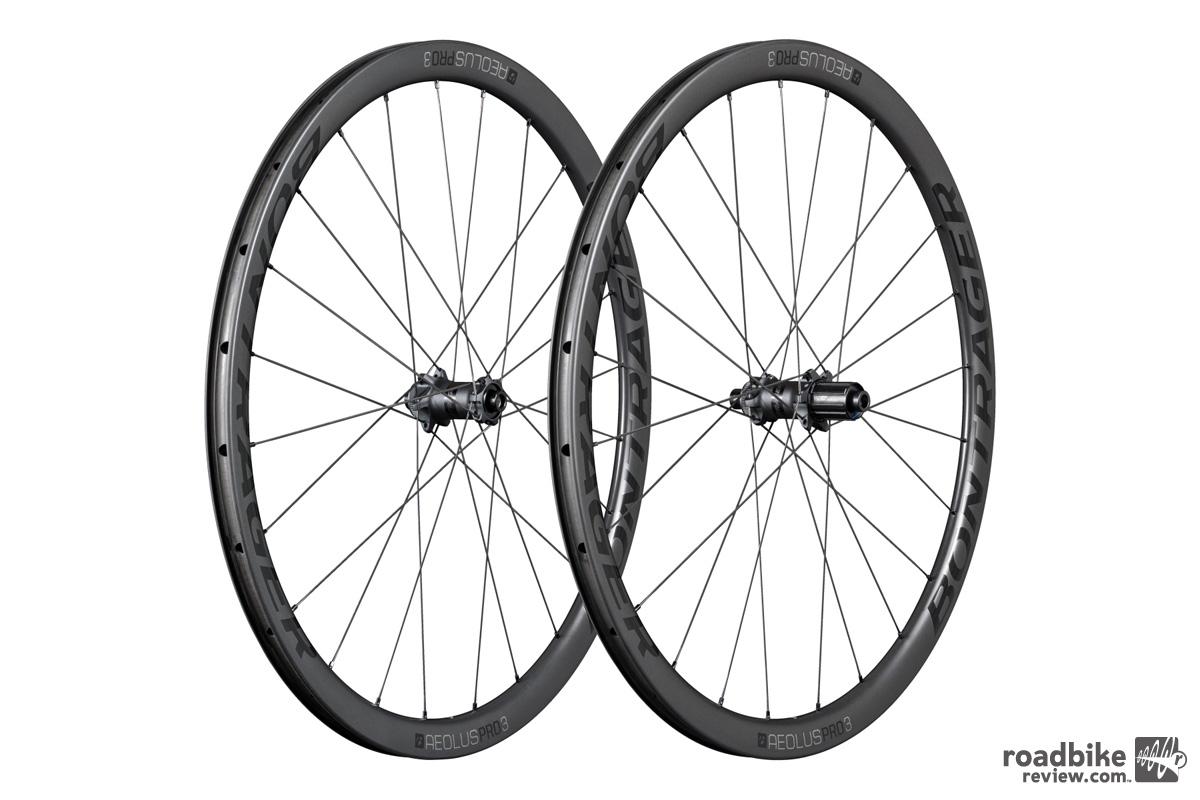 Bontrager Aeolus Pro 3 TLR Wheels