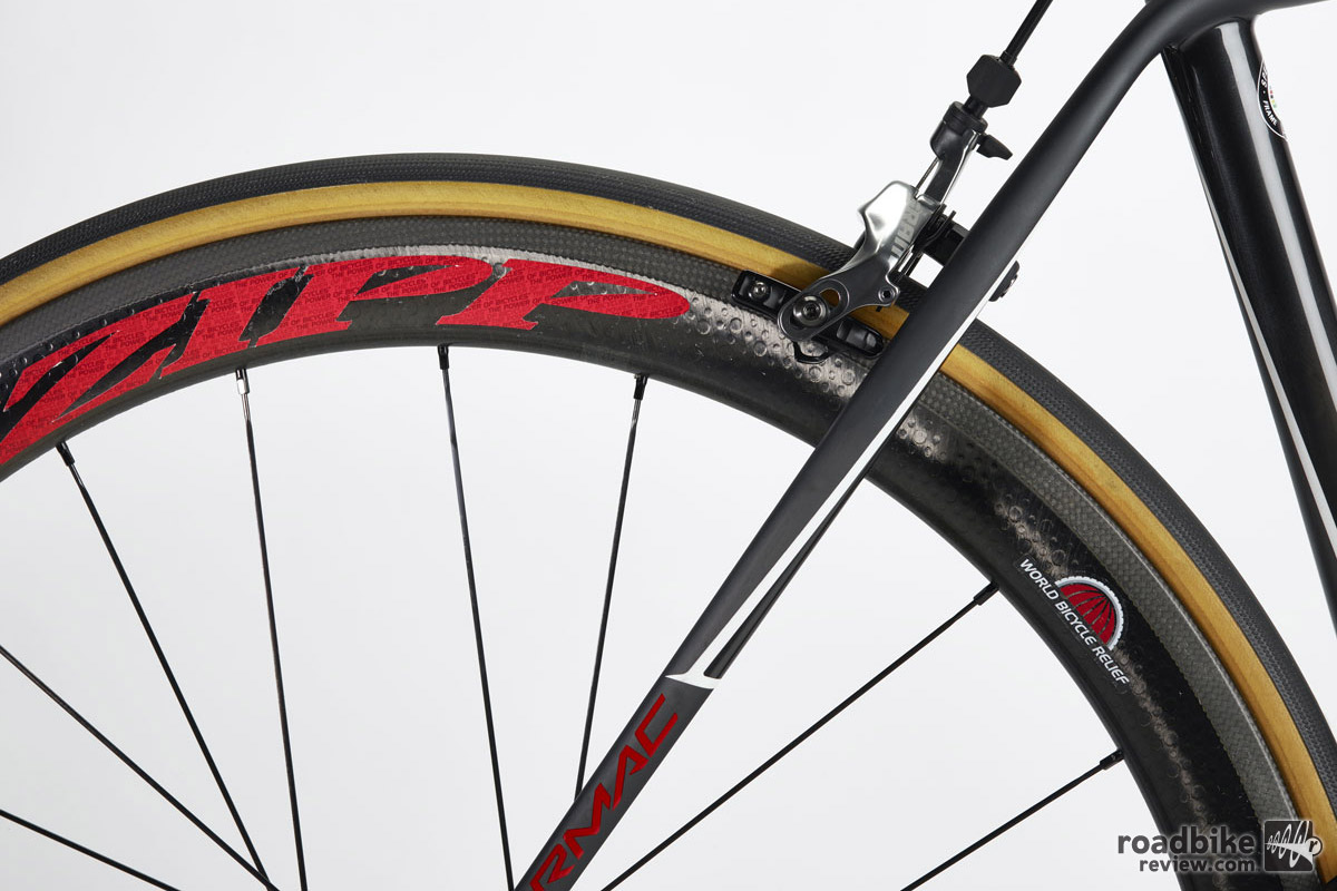Zipp carbon wheels will adorn these five very special top shelf bikes.