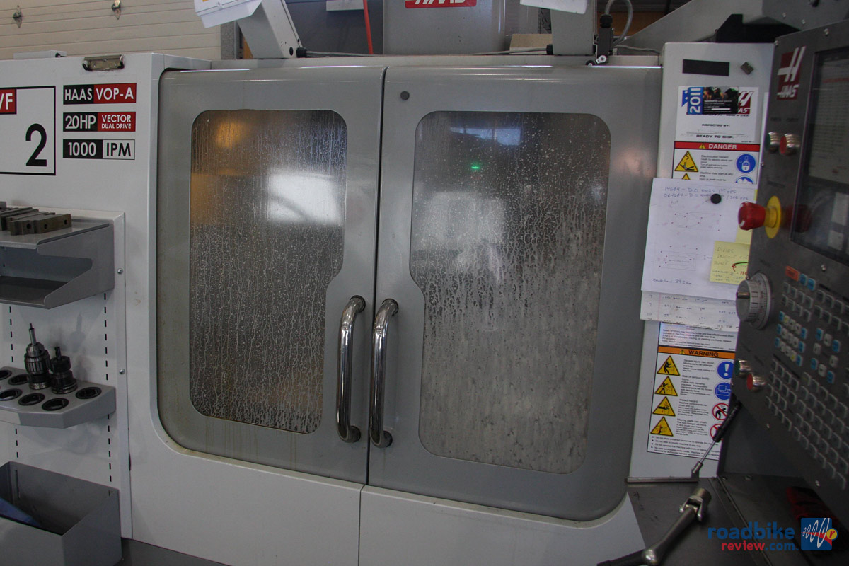 Several CNC machines allow for custom tooling