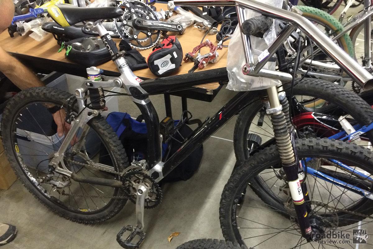 1996 GT STS Mountain Bike