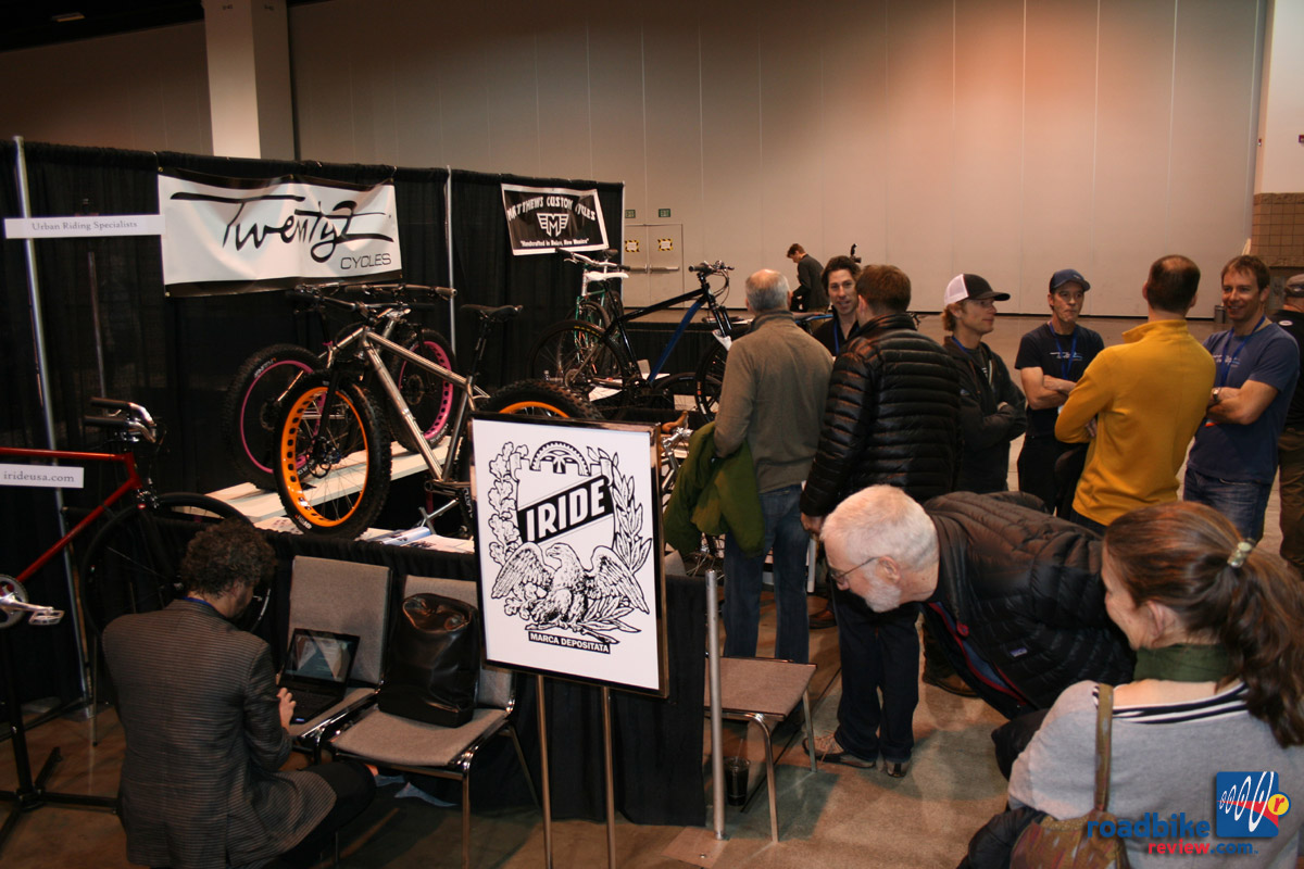 NAHBS: Twenty2 Cycles
