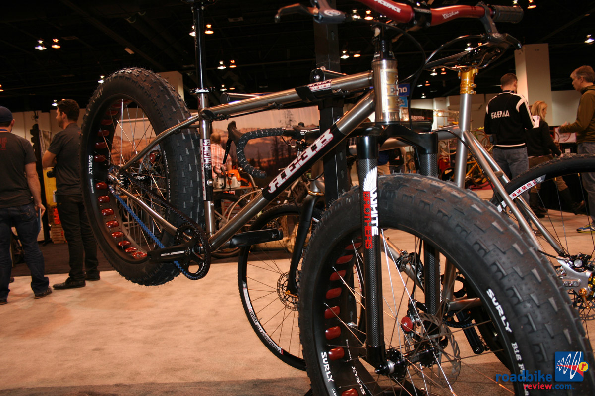 REEB ti fat bike
