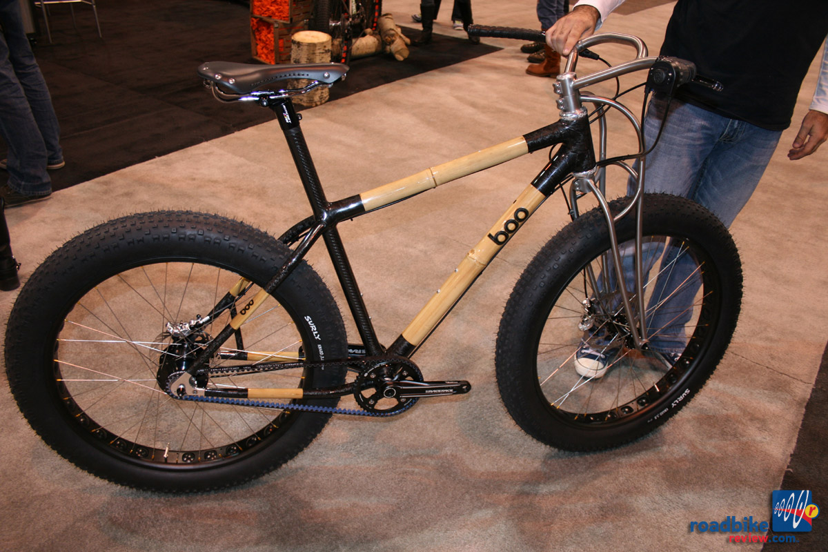 Boo fat bike