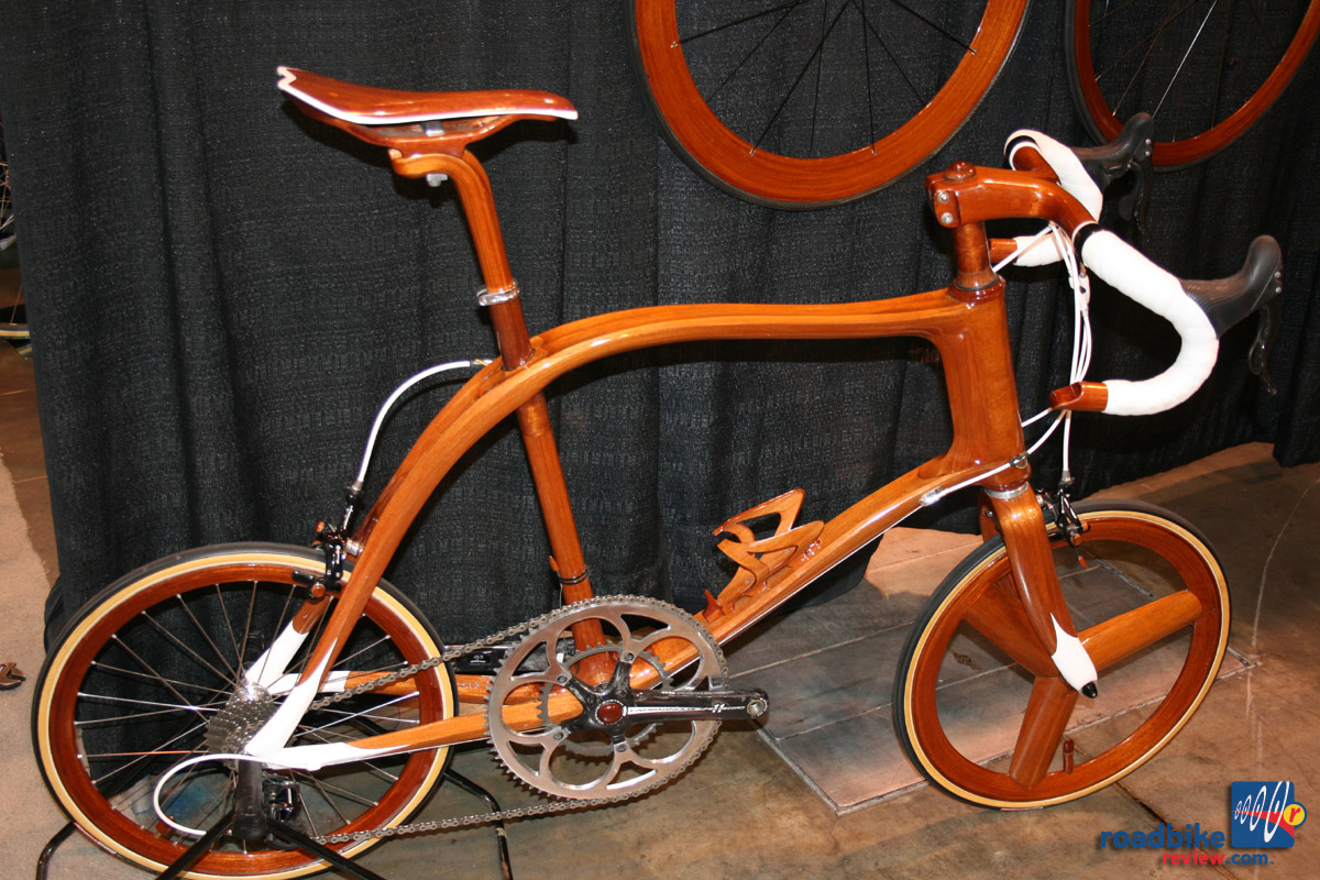 Sanomagic Wooden mini velo