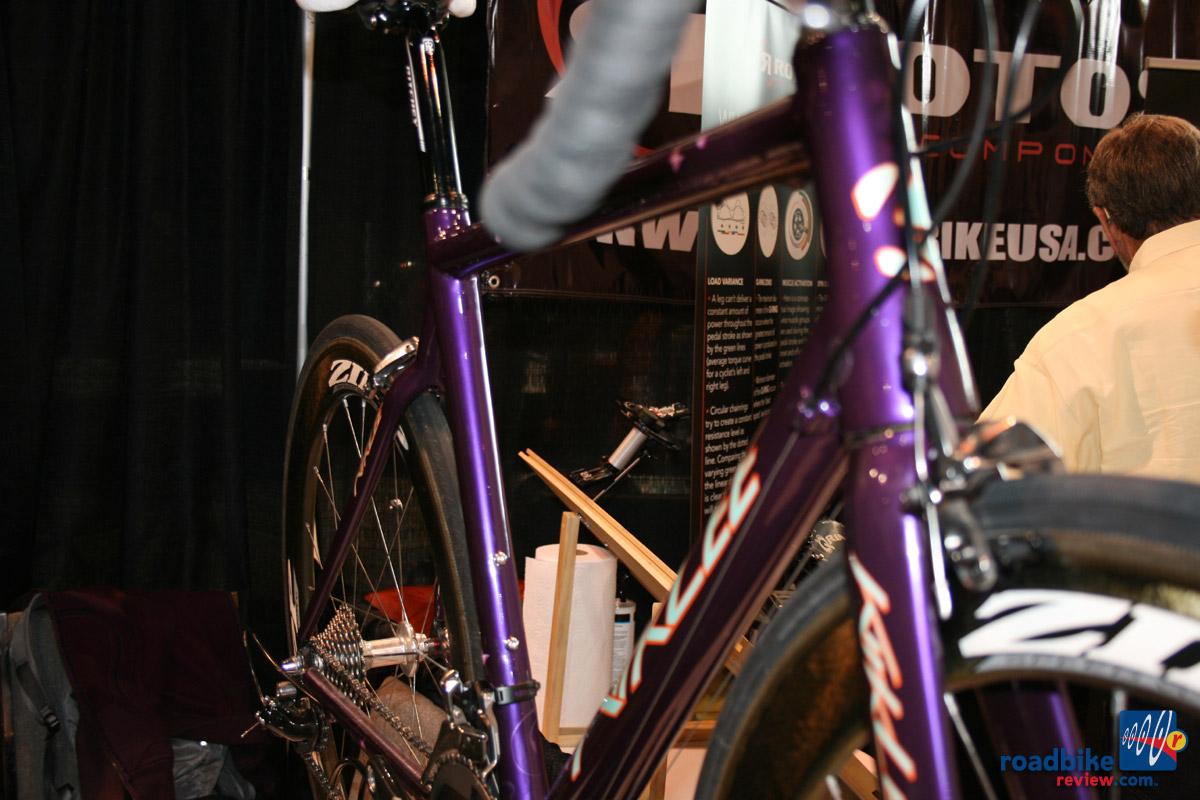 Kirk Lee road bike