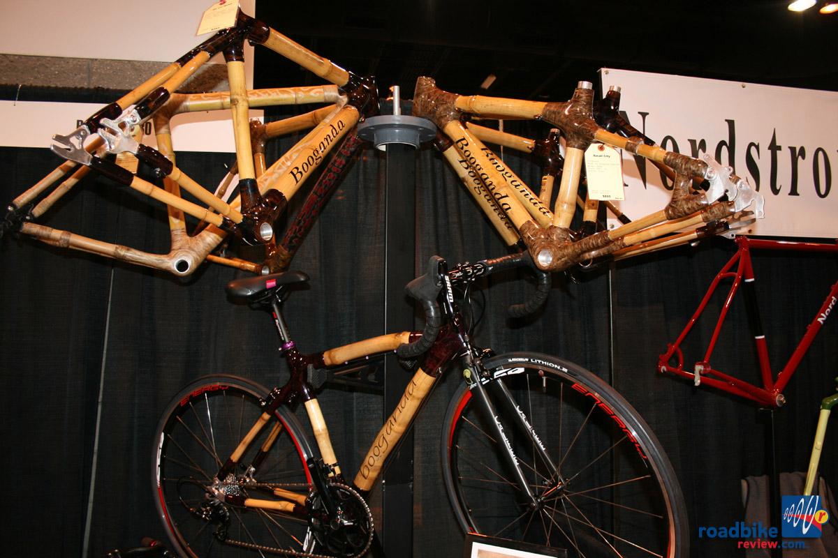 Bamboosero road bike