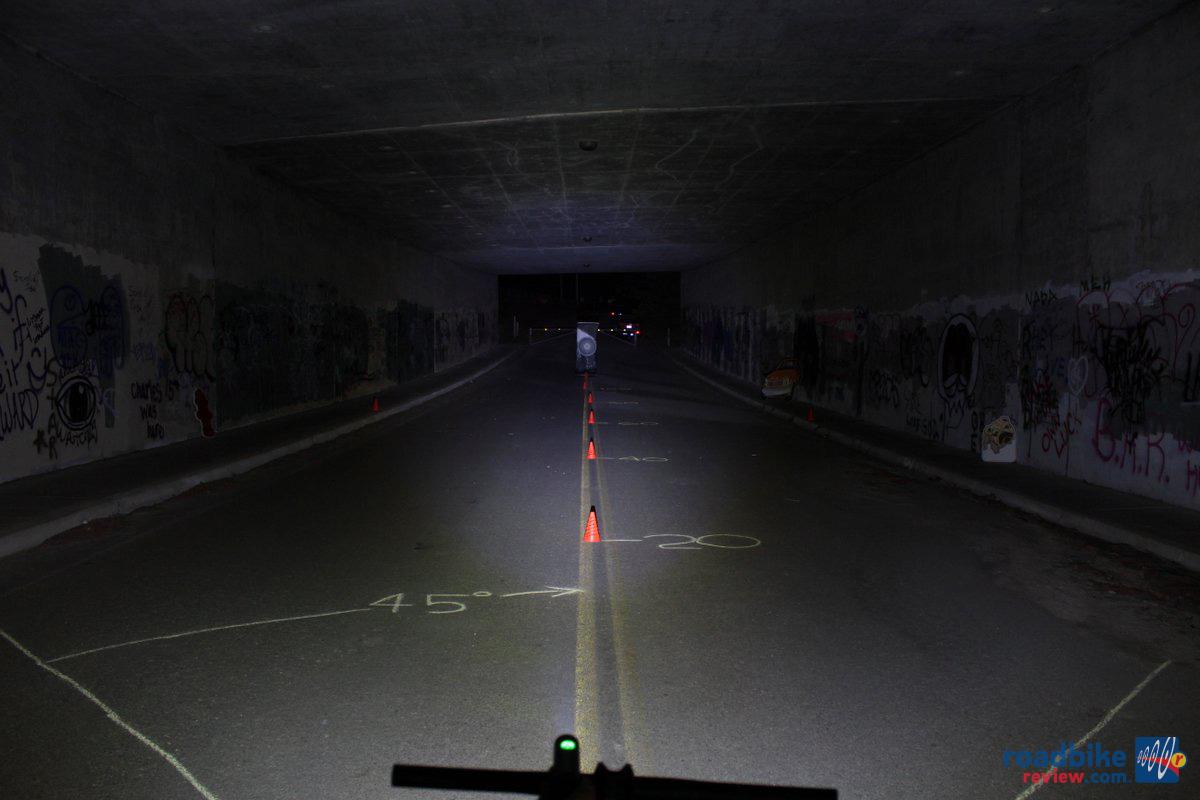 2014 Tunnel Test - Lezyne Macro Drive