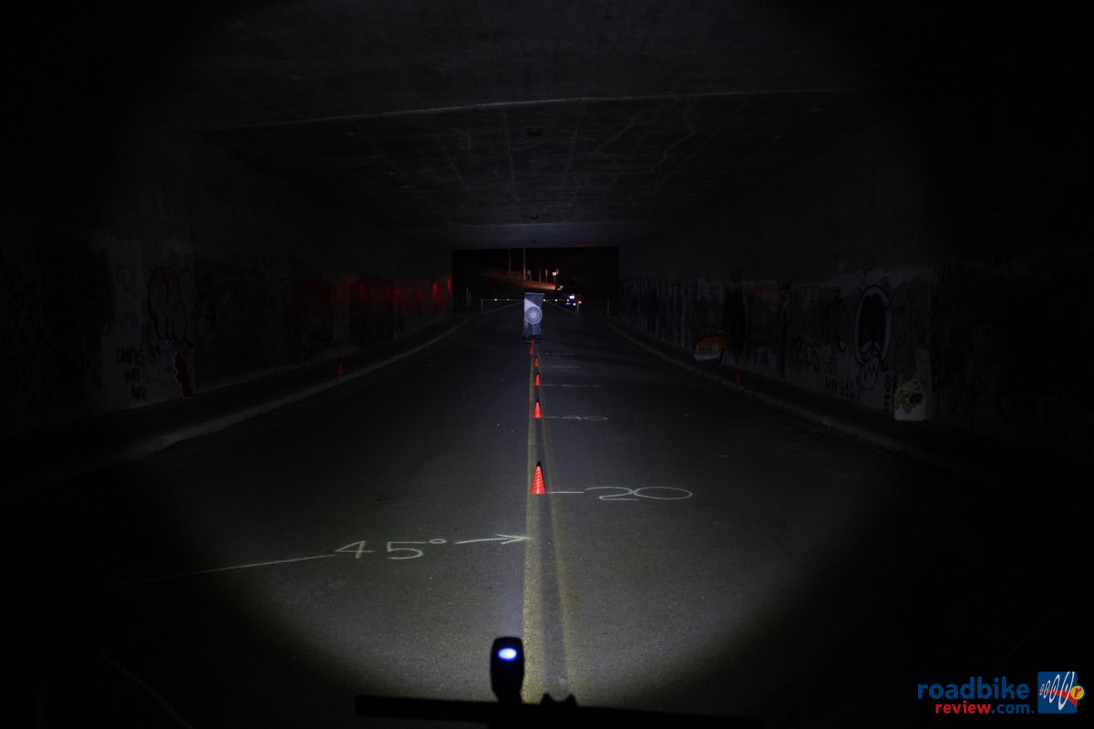 2014 Tunnel Test - NiteRider Lumina Micro 220