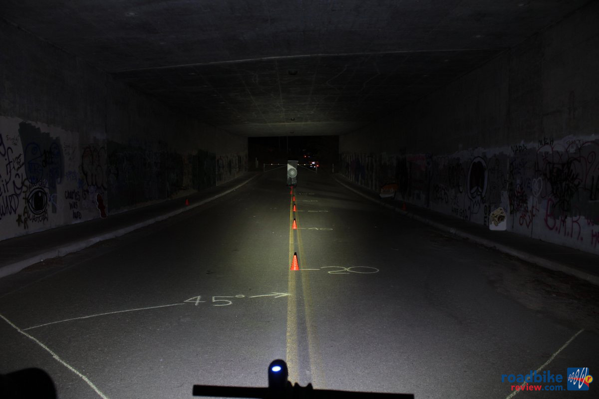 2014 Tunnel Test - Serfas True 350