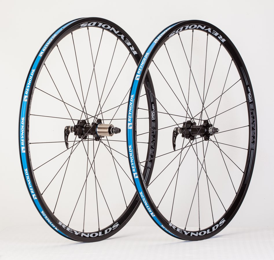 2014 Reynolds Status Disc Wheelset