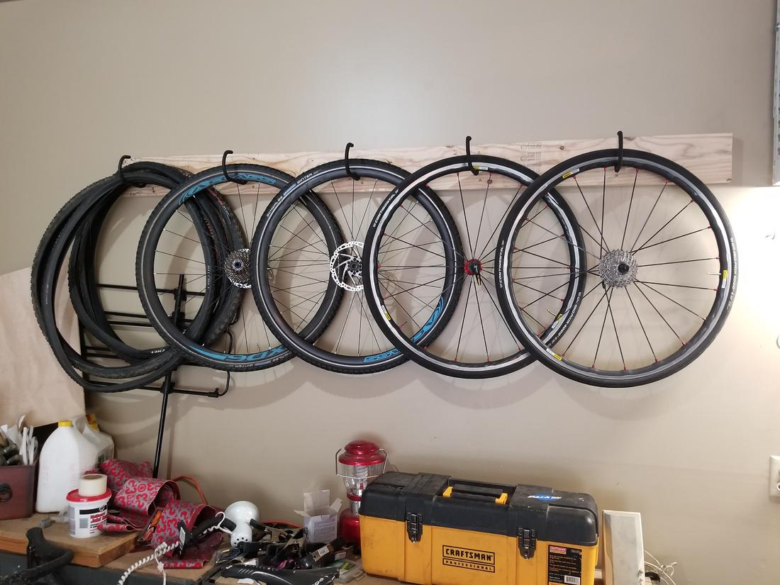 Bicycle Wheel Storage Online