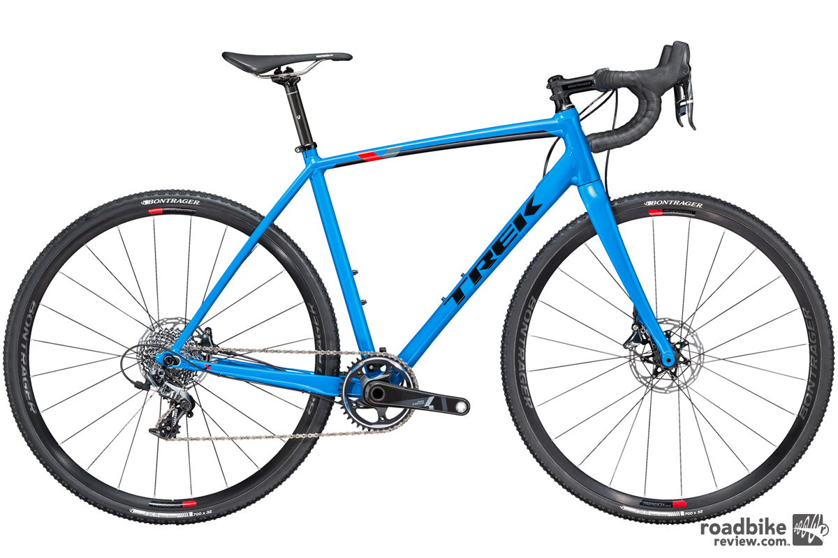 2017 Trek Crockett Cyclocross Bike