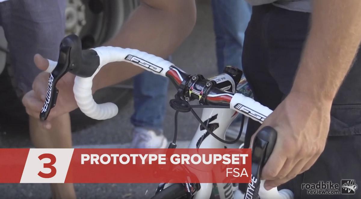 FSA Groupset