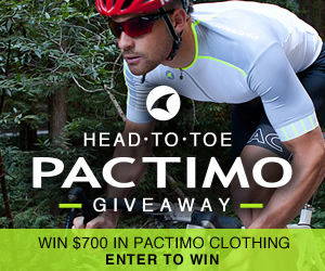 Contest: Pactimo Head-to-Toe Giveaway