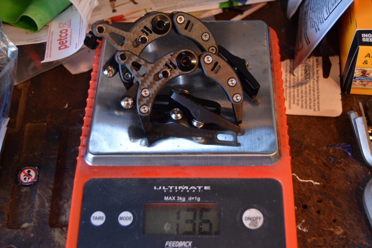 Ciamillo Lekki 8 Brakes