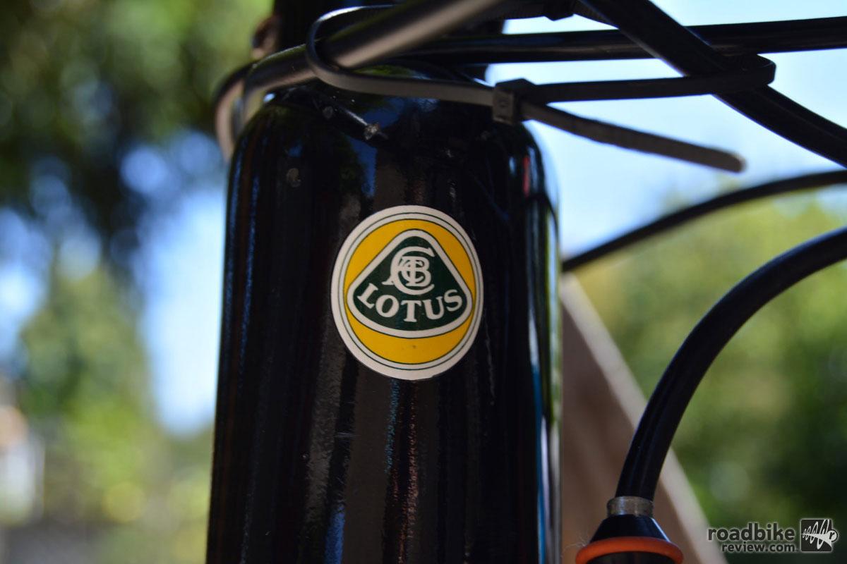 1996 Lotus 110 Time Trial Bike