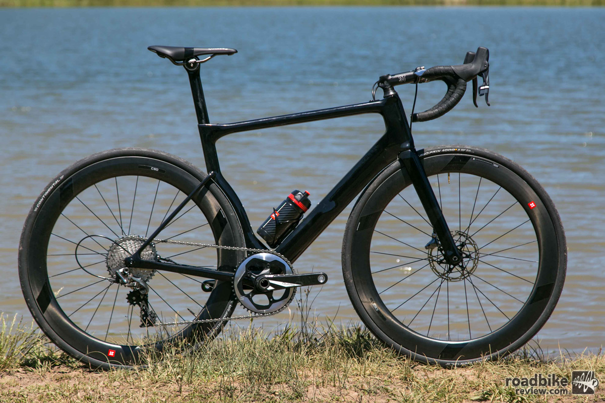 3T Strada hints at future of aero road bikes