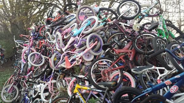 4,000 bikes -- $20,000