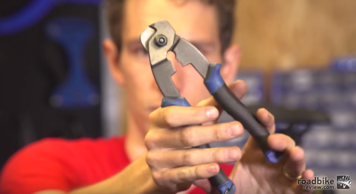 Finally, a good pair of cable cutters will make it easy for you to swap cables and housing.