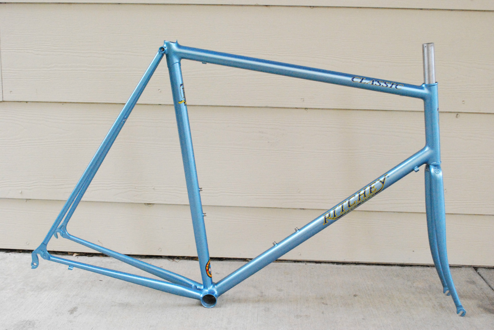 Tom Ritchey 40th Anniversary Limited Edition