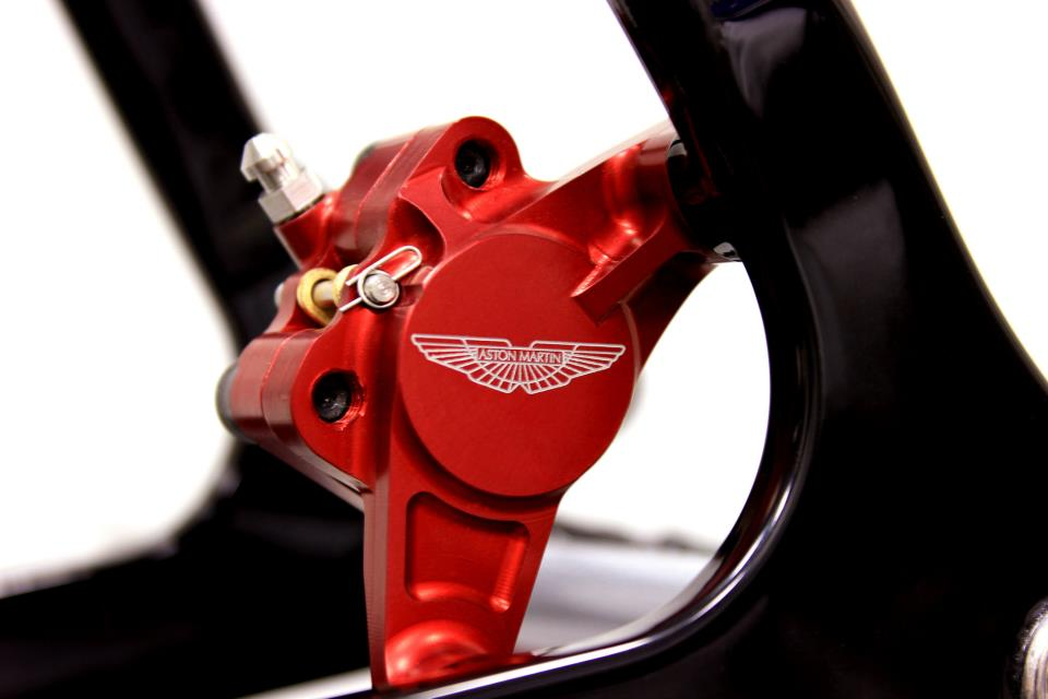 Aston Martin One-77 Cycle Disc Caliper