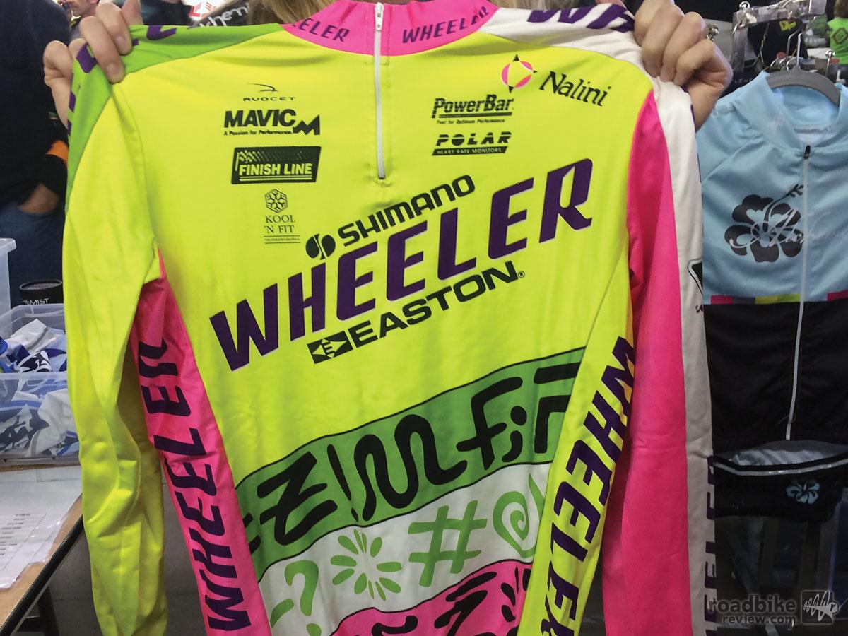 Hideous Bike Jerseys