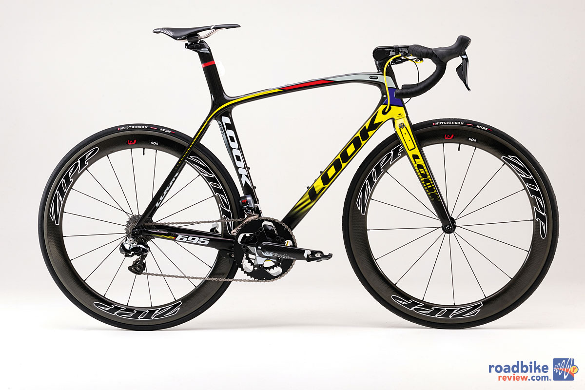 695 Aerolight Pro Team Dura Ace DI1 Zipp 404