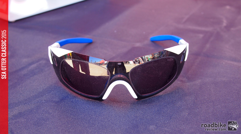 The RX inserts are inline, placed directly into the lenses.