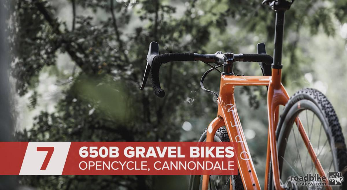 650b Gravel Bikes