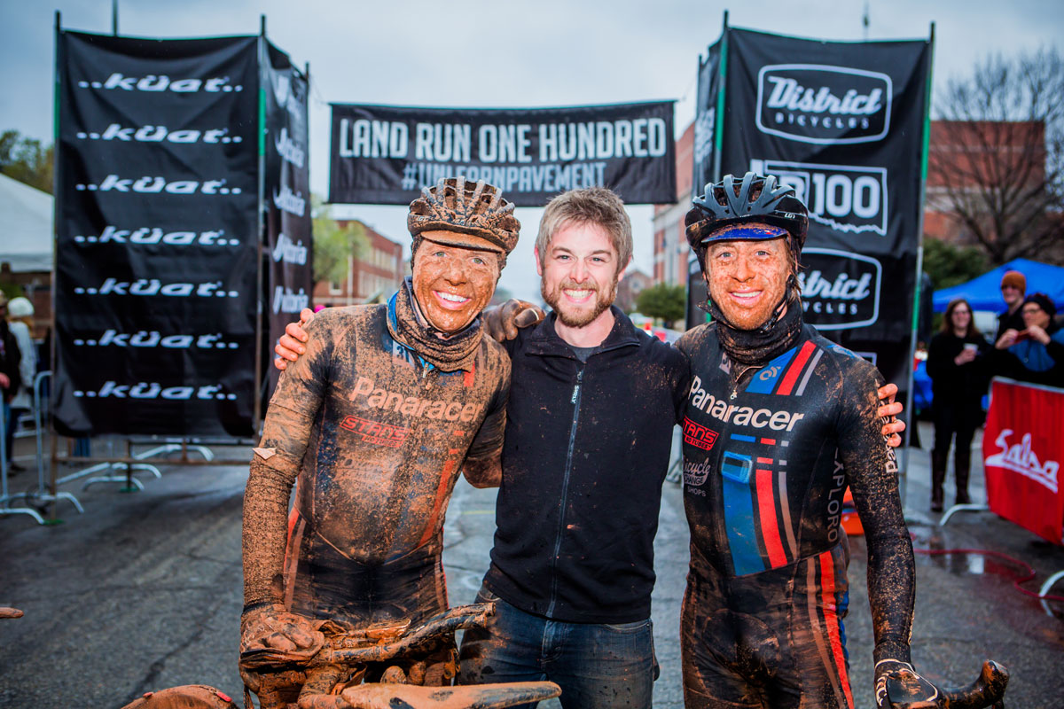 Racing the Land Run 100 with Vittoria