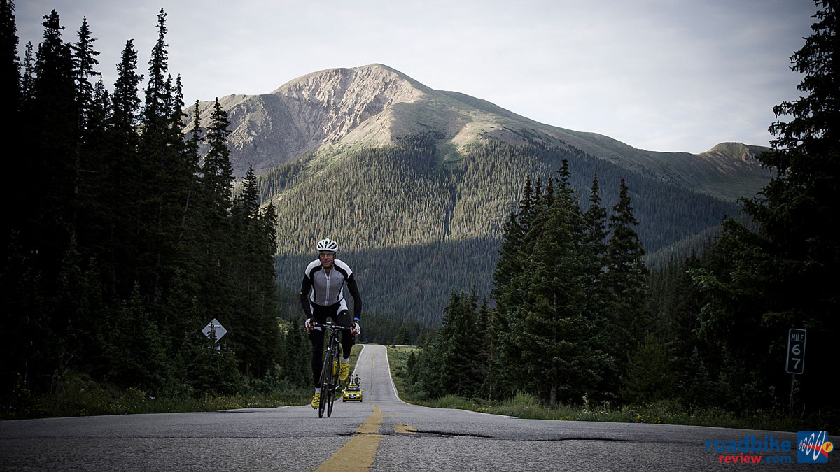 Remarkable Ride Through The Rockies