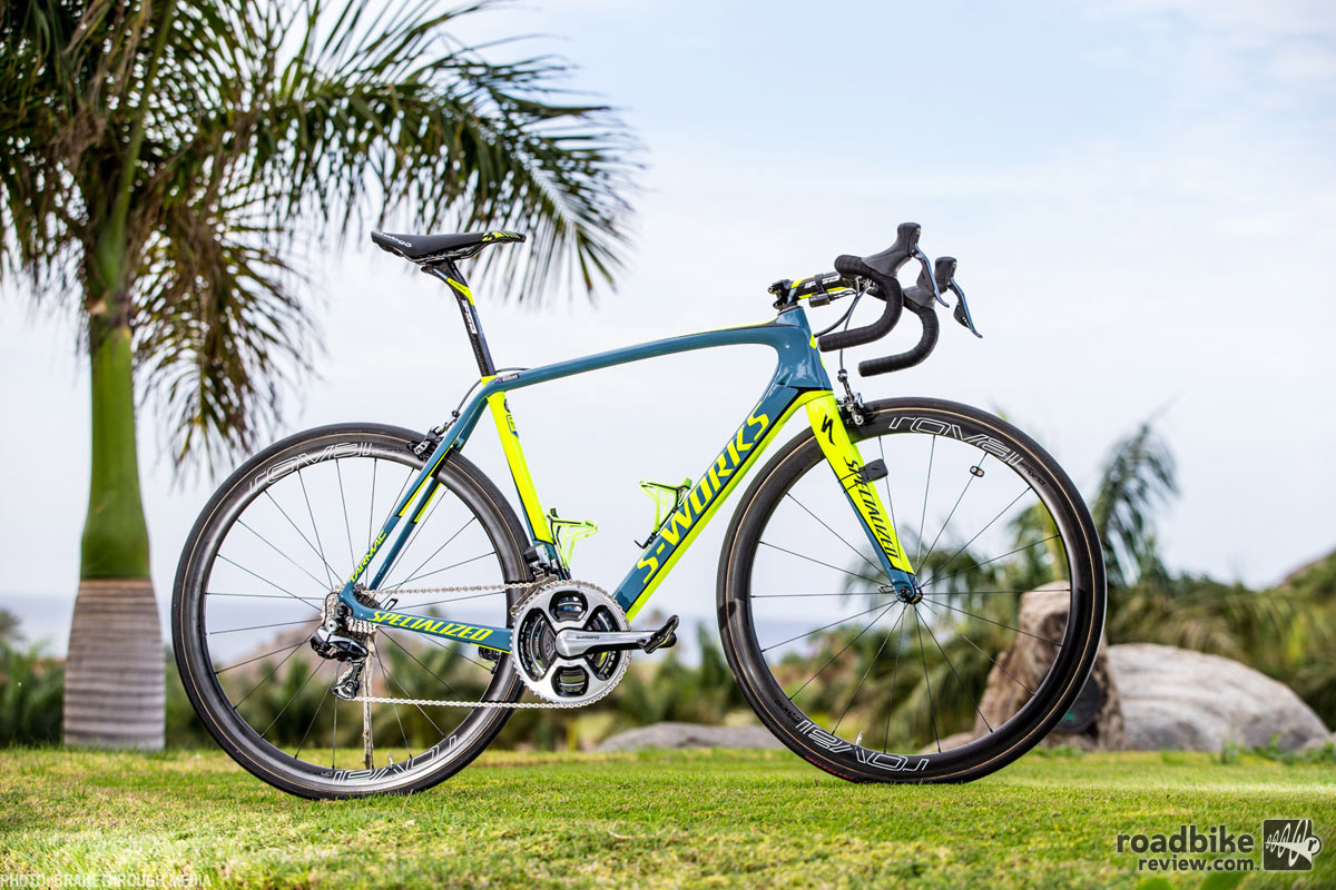 The Big Red S has bikes under three WorldTour teams this year, Tinkoff (pictured), Astana and Etixx‐Quick‐Step.