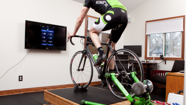 Who will benefit from using a trainer? Which cyclists should invest in one?  Photo courtesy of Art's Cyclery