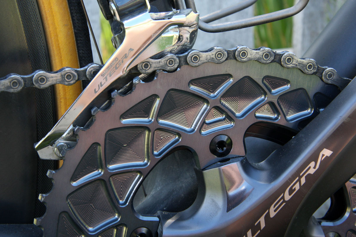 AbsoluteBLACK Oval Chainrings Review