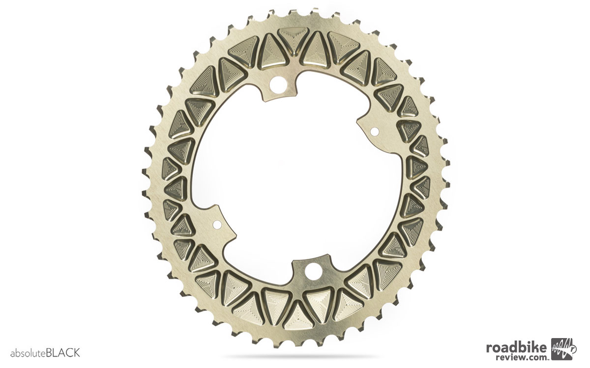 absoluteBLACK Oval Chainrings