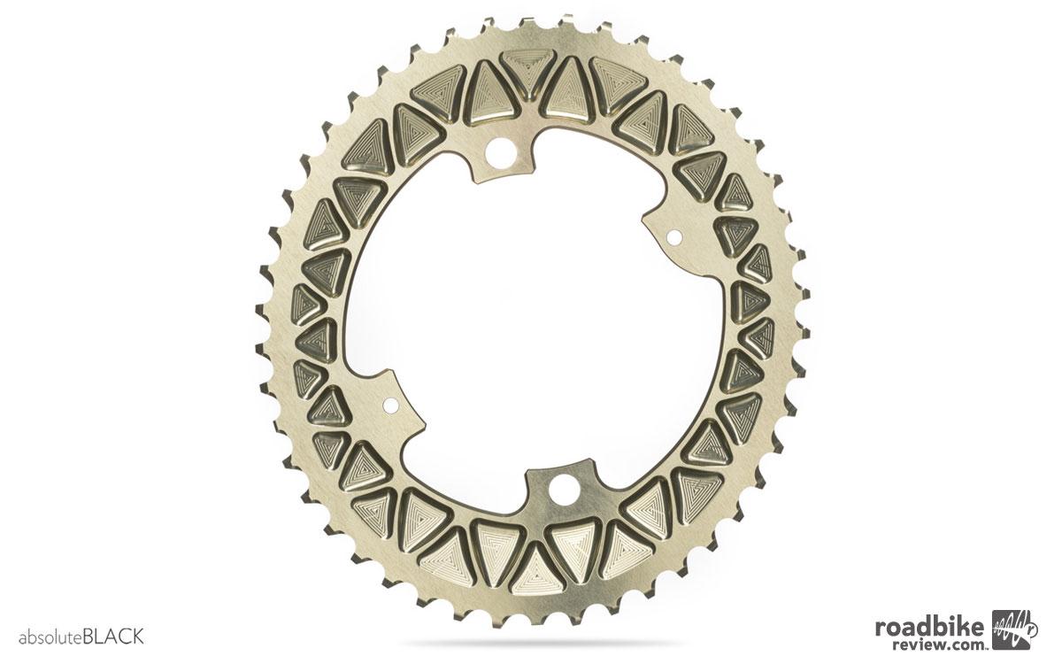 absoluteBLACK Oval Chainrings