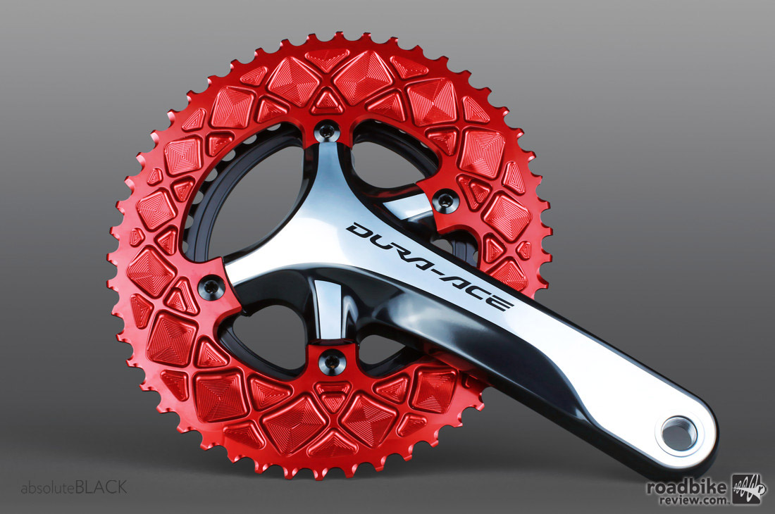 absoluteBLACK Oval Road Chainrings