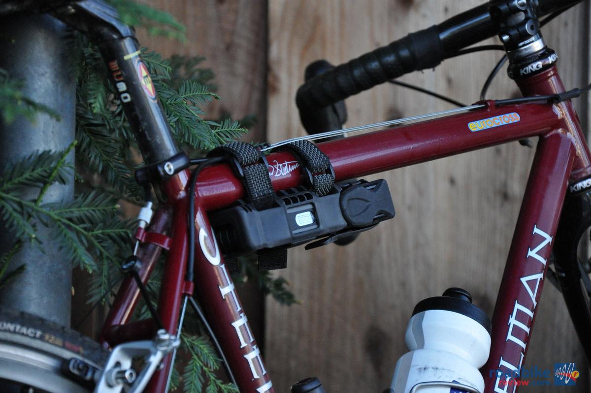 U Lock Holder On Bike Bike Forums
