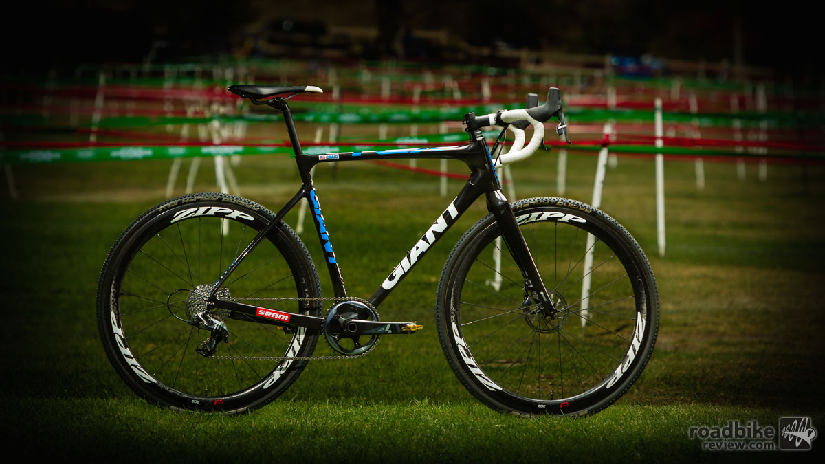 Adam Craig's Giant TCX Advanced Pro