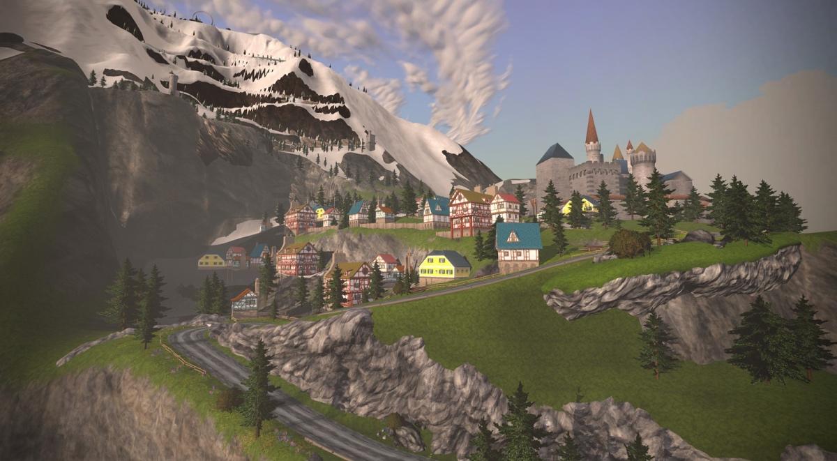 Alpe Du Zwift