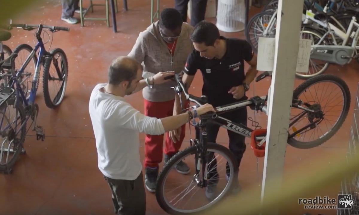 The other Alberto Contador